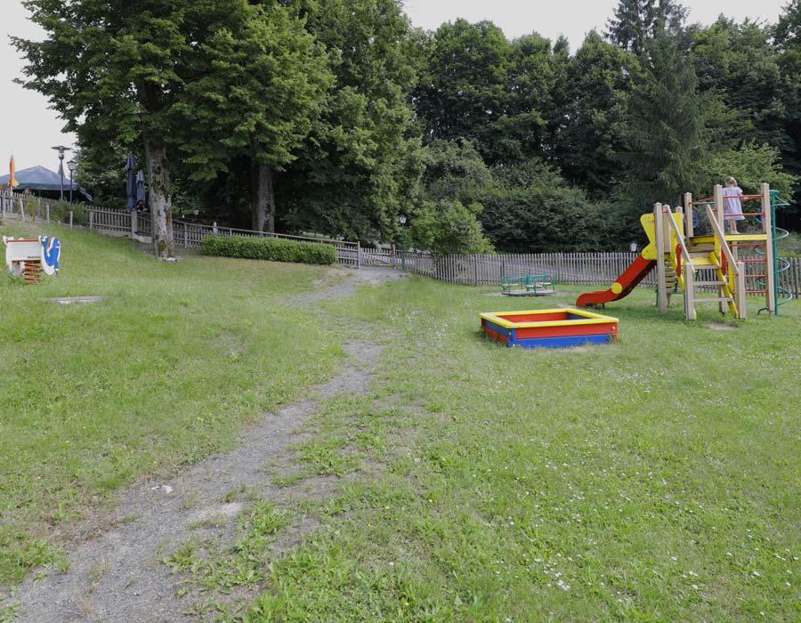 Unser Spielplatz Gasthof Bauernhannla