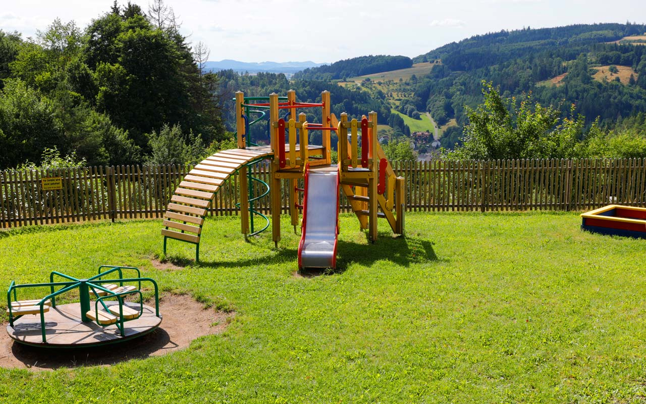 Spielplatz Gasthof Bauernhannla