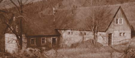 Bauernhof damals